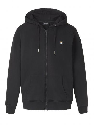 recolution Basic Sweatjacket Black