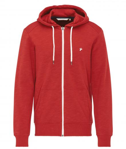 recolution Sweatjacke Basic Men Deep Red | M
