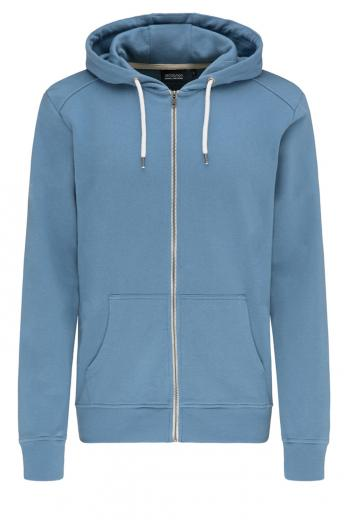 recolution Basic Sweatjacket blue heaven