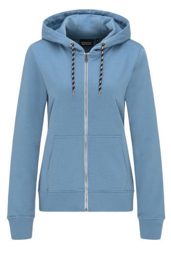 recolution Basic Sweatjacket blue heaven | S