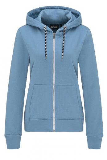 recolution Basic Sweatjacket blue heaven | S