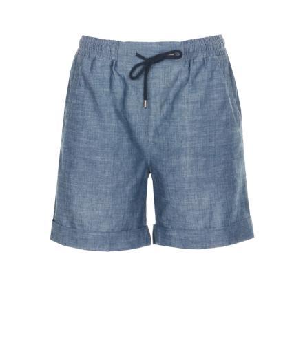 Recolution Shorts Cuffed Denim