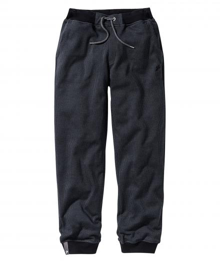 Recolution Sweat Pants Checked
