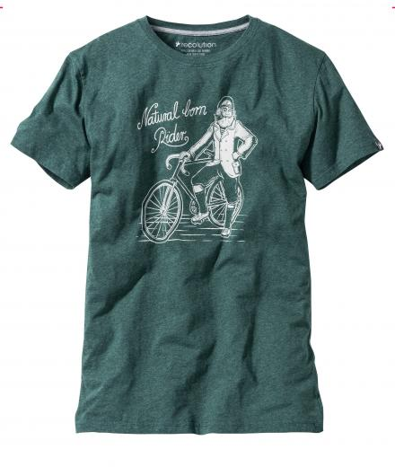 Recolution T-Shirt Basic #Natural Rider