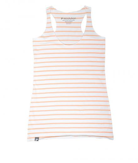 Recolution Tank Top Casual Apricot | M