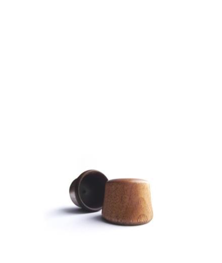 retap Wooden Lid - Walnut