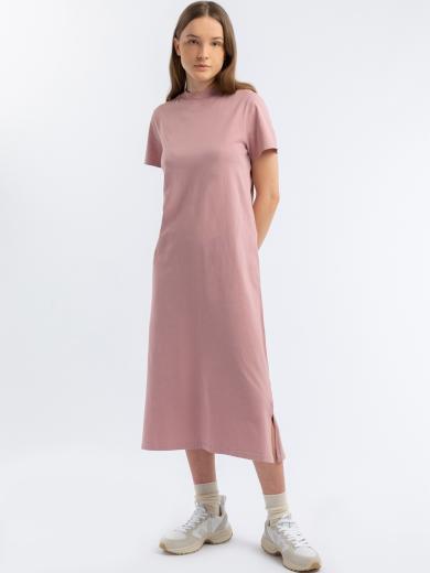 Rotholz T-Shirt Dress lavander