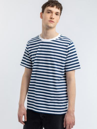Rotholz Rights T-Shirt Navy White
