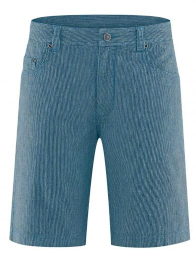 HempAge Pants Short Leg Sea