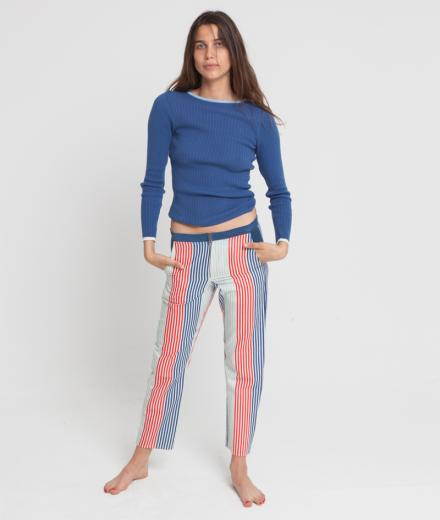 Sombrillas Dafne Pant Snow White | S