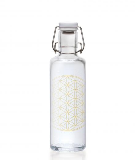 soulbottles Flower of Life 0,6 Liter
