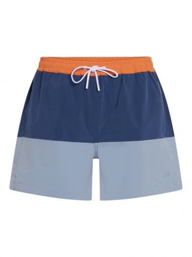 Knowledge Cotton Apparel Bay stretch swimshorts