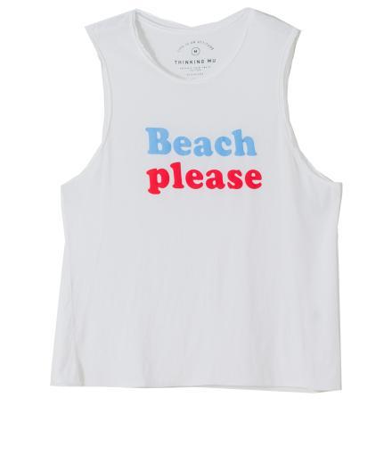 Thinking MU Beach Please S