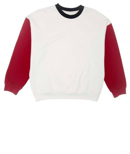 Thinking MU Jersey Colors Snow White | XS