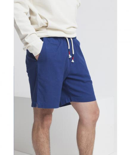 Thinking MU Blue Henry Short blue marino