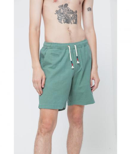 Thinking MU Green Henry Short