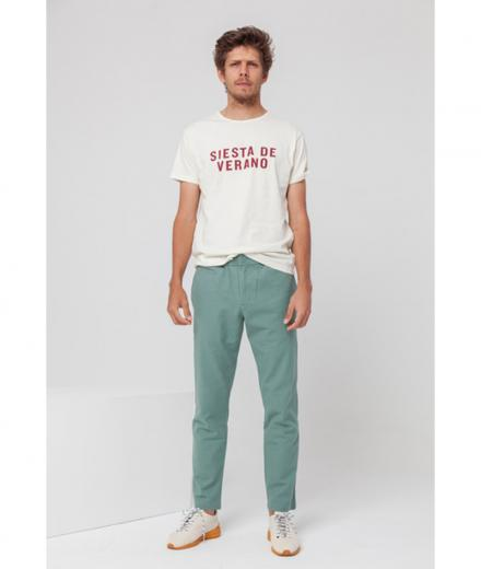Thinking MU Green Travel Pant green forest