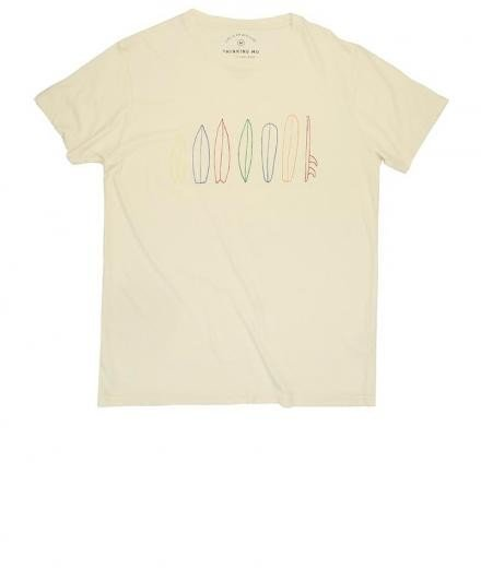 Thinking MU Surf Up Tee