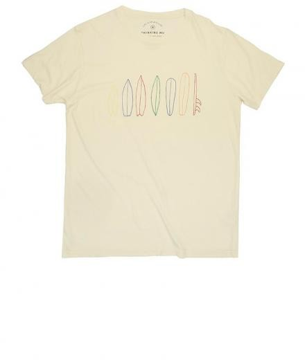 Thinking MU Surf Up Tee pristine | S