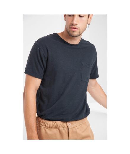 Thinking MU Hemp T-Shirt Phantom