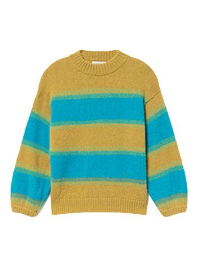 Thinking MU Lada Knitted Sweater