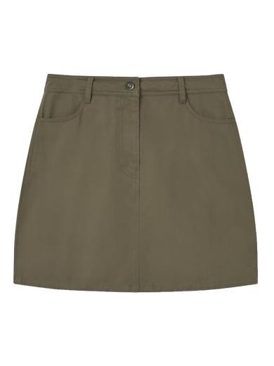 Thinking MU Marsha Skirt Green