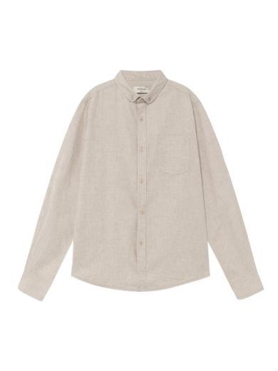 Thinking MU Hemp Apis Shirt natural | S