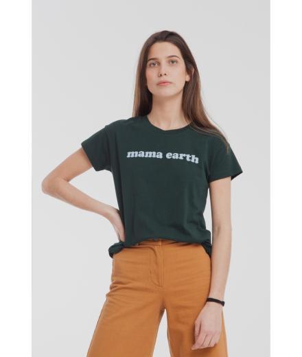 Thinking MU Mamma Earth T-Shirt L