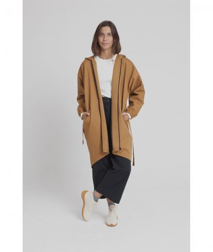 Thinking MU Wizzard Parka brown sugar