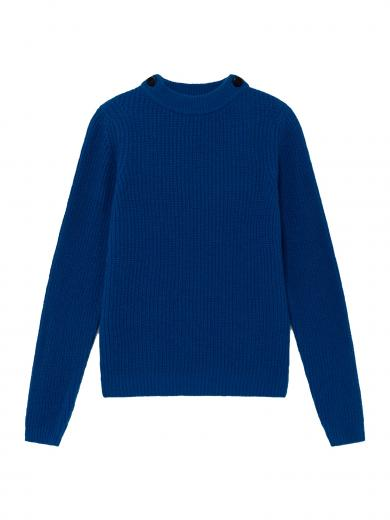Thinking MU Hera Sweater Blue