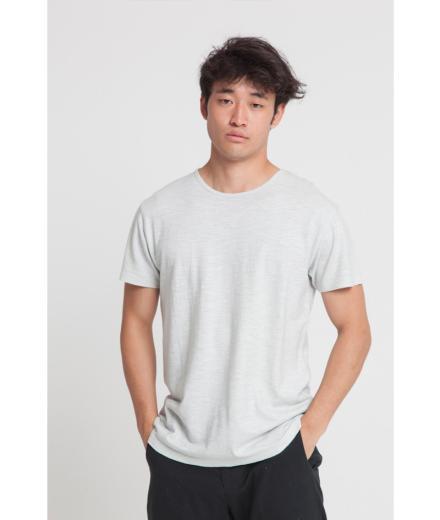 Thinking MU Hemp T-Shirt Ecru | M