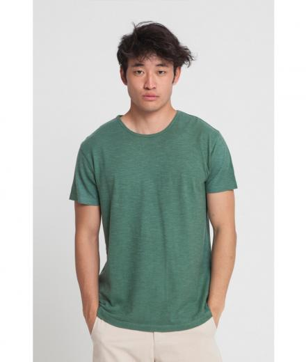Thinking MU Hemp T-Shirt green forest