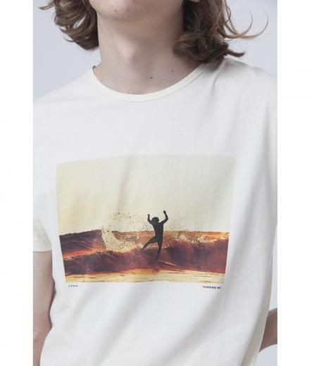 Thinking MU Sunset T-Shirt 27MM