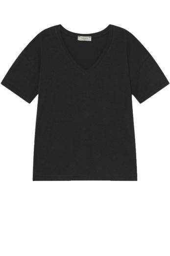 Thinking MU Hemp Chloe T-Shirt phantom