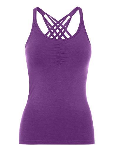 MANDALA Infinity Top Purple
