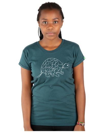 KIPEPEO CLOTHING Tortoise T-Shirt