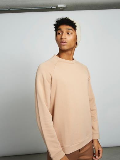 JAN 'N JUNE Sweatshirt Toulon Sand