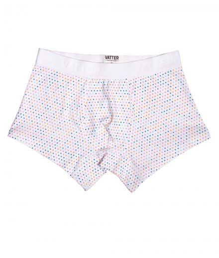 "VATTER Trunk Short ""Tight Tim"" Dots L"