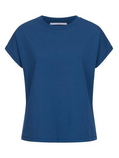LANIUS Shirt mit überschnittener Schulter