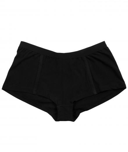 VATTER Boy Short Easy Emma schwarz L