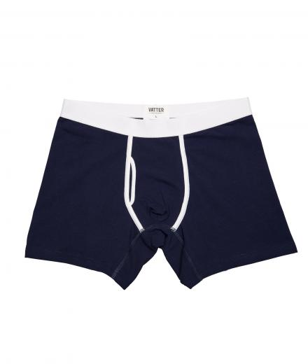 VATTER Boxer Brief Classy Claus Navy Navy | XL