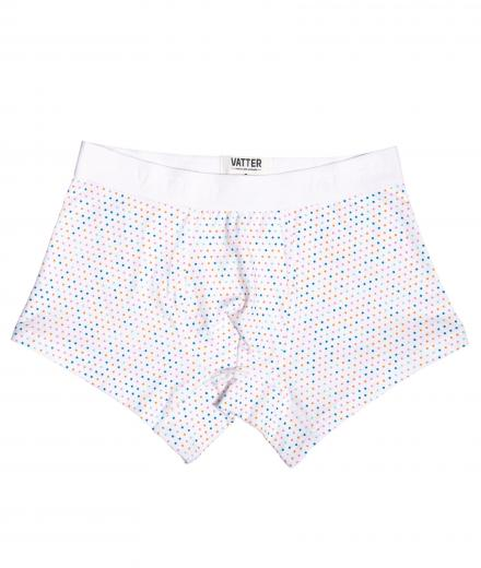 VATTER Trunk Short Tight Tim Dots S