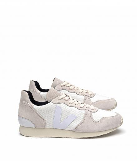 Veja Holiday Low Top B Mesh White Natural White