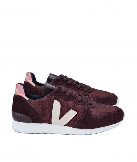 VEJA Holiday LT Pixel Burgundy Burgundy Sable 39