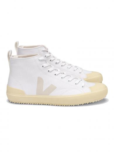 VEJA Nova HT Canvas White Butter Sole