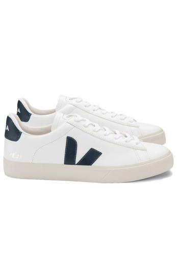 VEJA Campo Chromefree Leather White Nautico 40