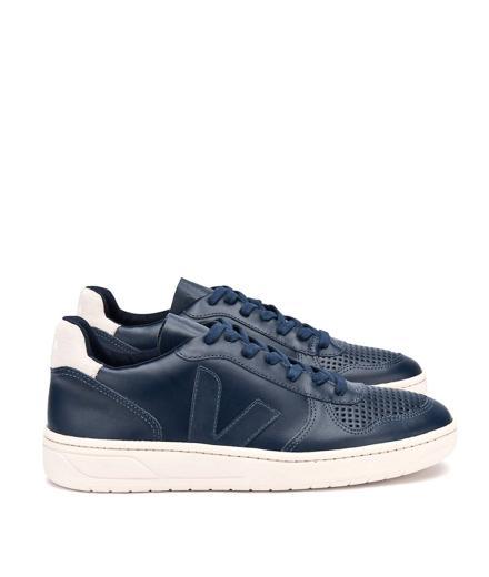 Veja V10 Leather Nautico