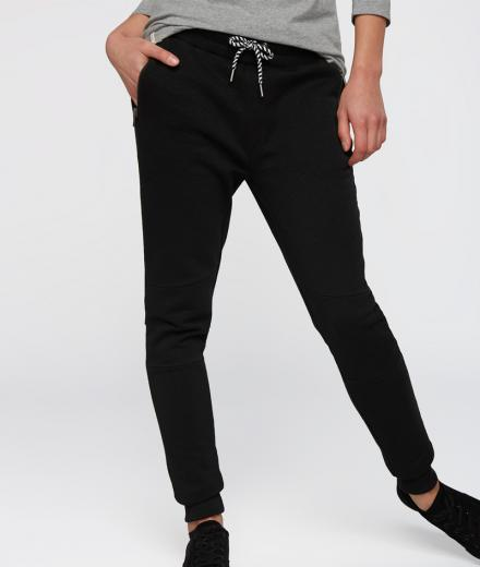 recolution Jogger Slim #ZIP black | L