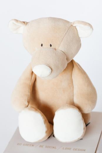 Wooly Organic Bär