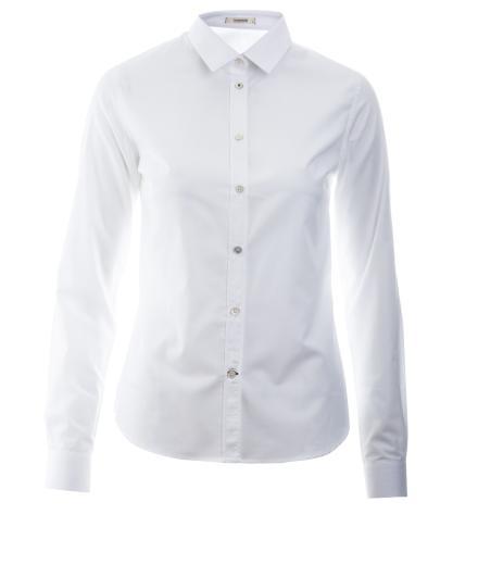 wunderwerk Metro Shirt Blouse Poplin white | XS